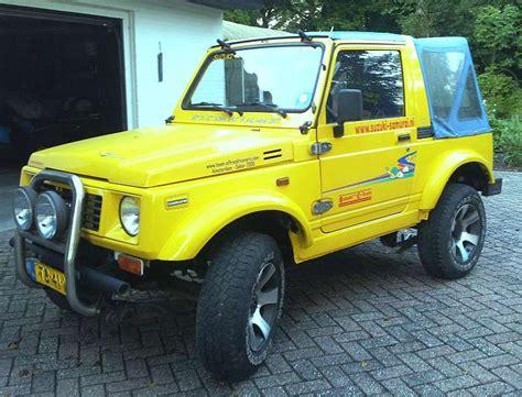 Suzuki Jimny Build Suzuki Jimny