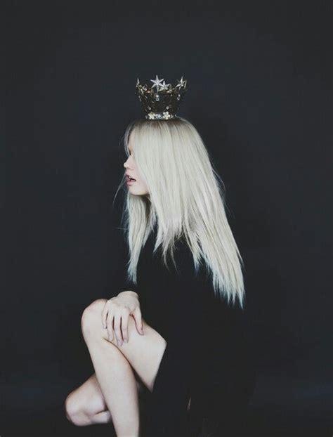 crown debby ryan girl grunge hair pale princes quin