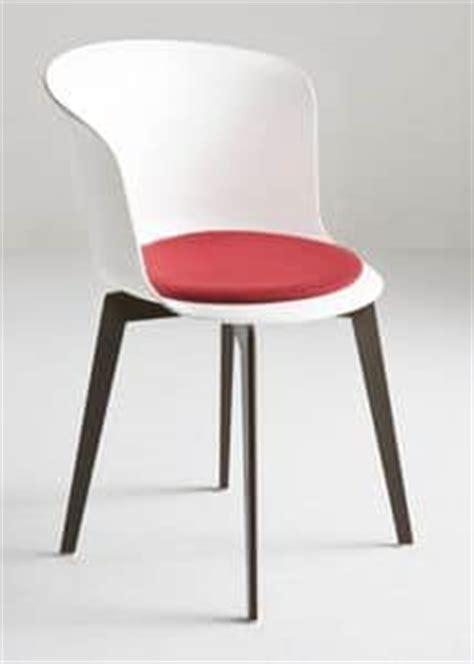 fester stuhl stuhl mit metallstruktur technopolymer schale idfdesign