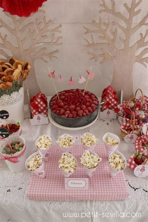 decoracion cumpleanos nina caperucita roja