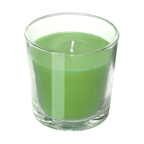 Lilin Wangi Ikea jual ikea sinnlig apel dan pear lilin aromaterapi hijau