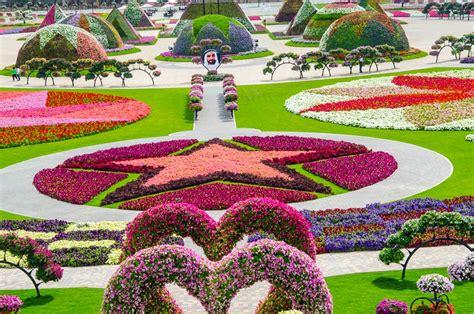 Miracle Garden Dubai Feel The Planet Dubai Flower Garden
