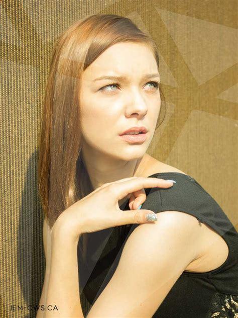 Canadas Next Top Model Portfolio Pictures by Gabrielle Phinney Portfolio Sponsored By Jem Creative