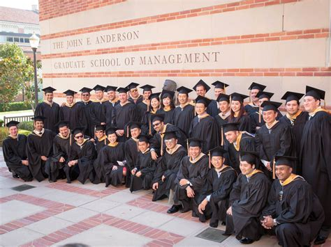 Mba Colleges In Los Angeles by The 10 Best Business Schools If You Want To Work On Wall