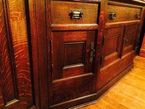 Quarter Sawn White Oak Woodwork   Parkhurst House