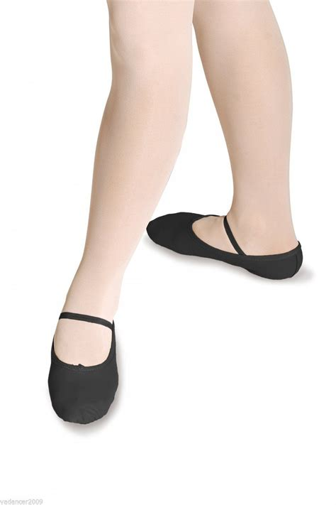 roch valley wide fit black leather ballet shoes suede