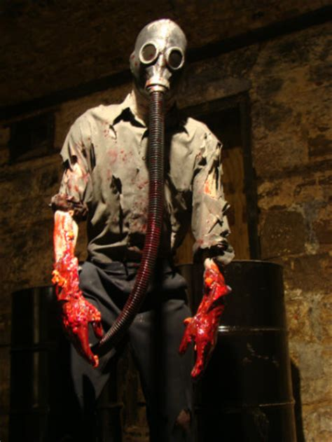 the abyss haunted house scariest real haunted house in st louis missouri lemp brewery the abyss