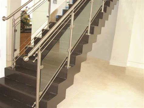 Stainless Steel Stairs Design New Design Stainless Steel Stair Railing In Patparganj Delhi Delhi India Footsteps