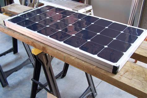 light weight solar panels diy lightweight solar panels
