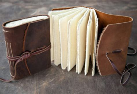 Handcrafted Journal - chris dahlquist iona handcrafted books