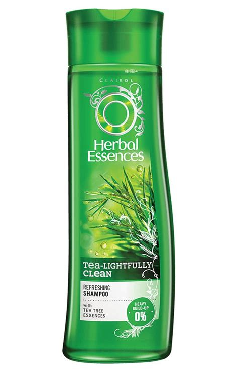 herbal essence tea lightfully clean shoo tea lightfully clean refreshing shoo herbal essences