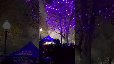 boston tree lighting 2017 tree lighting boston common 2017