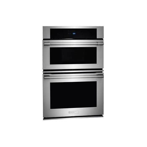 electrolux icon e30mc75pps 30 quot microwave combination oven