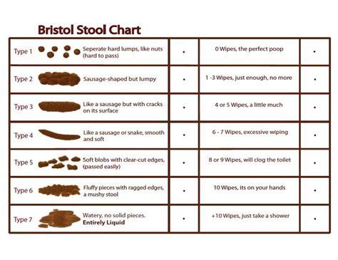 Alternative Bristol Stool Chart by Bristol S Stool Chart Gaps Diet Bristol