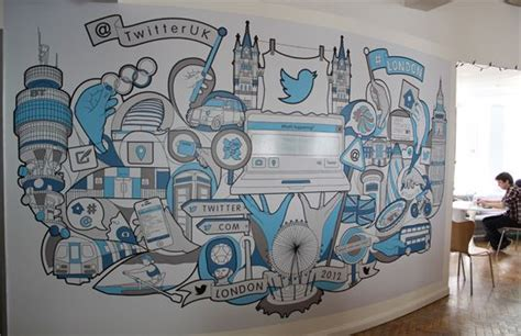 wall murals for office 21 incredibly cool design office murals office walls wall murals and walls