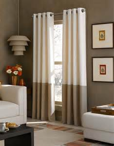 Wide Grommet Curtains Modern Window Treatments Interior Design Design News