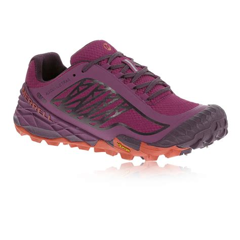 waterproof trail running shoes womens merrell all out terra waterproof s trail running