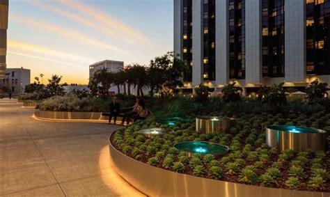ahbe landscape architects restorative healing gardens take a concrete garage