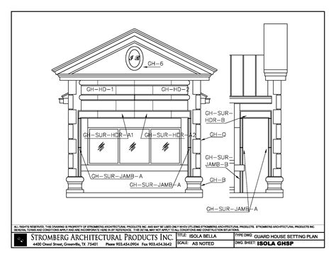 guard house plan isola bella in south padre island txcad files download dwg and pdf