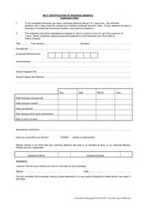 self certification sickness form template read book self certification form dotstatepaus pdf read