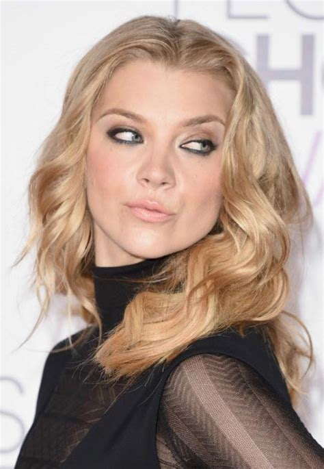 Natalie Dormer Hair by Natalie Dormer Hair Hairstyle Haircut Hair Color