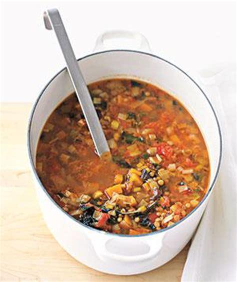 winter lentil soup abundant energy