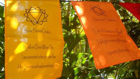 chakra prayer chakra sayings prayer flag