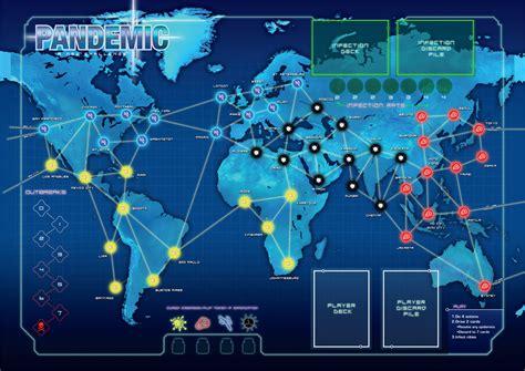 Pandemic Boardgame pandemic