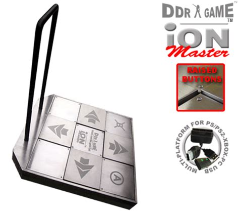 Ddr Mat Pc by In Stock Now Revolution Ion Master Arcade