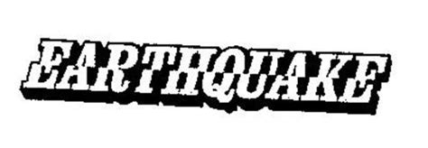 earthquake logo earthquake trademark of earthquake sound corporation