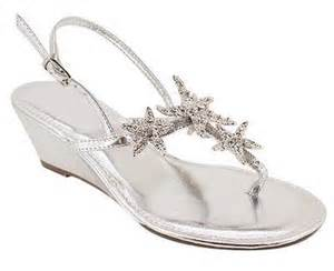 Beach wedding shoes for bride posts related to starfish wedding