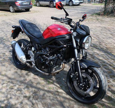 Motorrad Suzuki Wiki by Suzuki Sv 650 Wikipedia