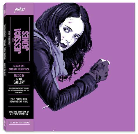 theme music jessica jones mondo announces daredevil jessica jones soundtracks