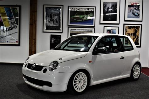 candy white vw lupo  sale durham