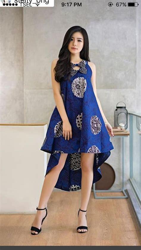 Ss Dress Brukat Sari 25 b 228 sta batik fashion id 233 erna p 229 kebaya