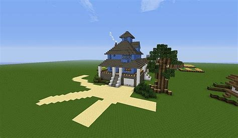 regular house regular show the house minecraft project