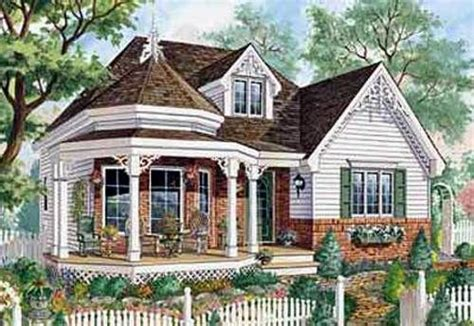 victorian cottage house plans plan 80703pm one level victorian home plan victorian