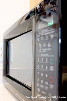 Kris Microwave Oven how to clean your microwave stove vent grate without any chemicals and hardly any