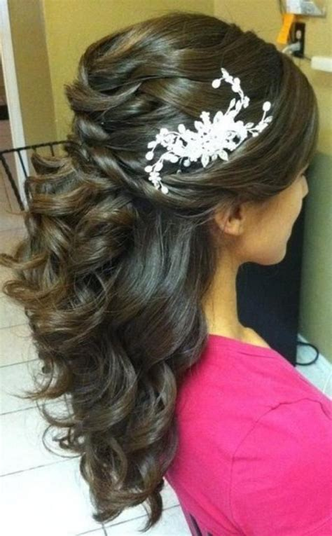 half up half down hairstyles for oval faces half up and half down bridal hairstyles women hairstyles