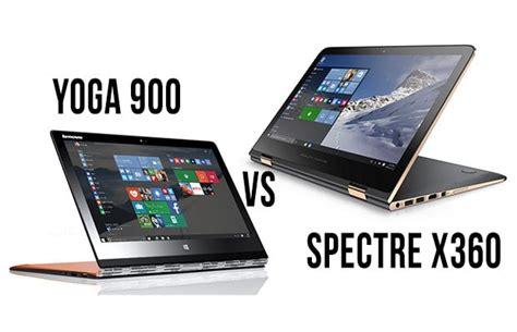 Lenovo Yoga 900 vs HP Spectre X360   an owner's experience