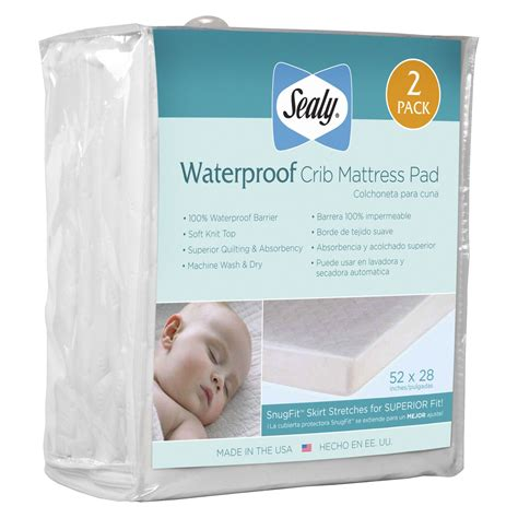 I Would Make Sure You Have 3 Crib Sheets And 3 Waterproof Crib Mattress Pad Target