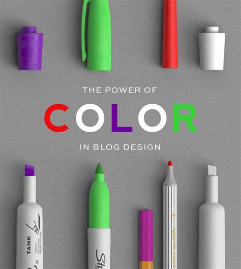 designerblogs com the power of color in blog design designerblogs com