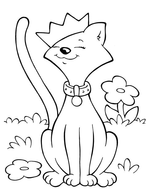 crayola coloring cat page crayola coloring pages for kids printable pretty draw page