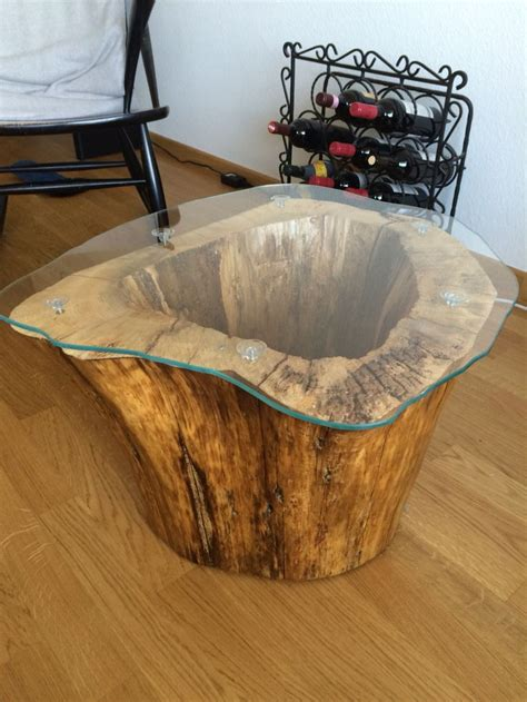 1000 ideas about log coffee table on tree