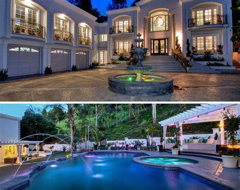 manny pacquiao house manny pacquiao buys diddy s old california mansion bso