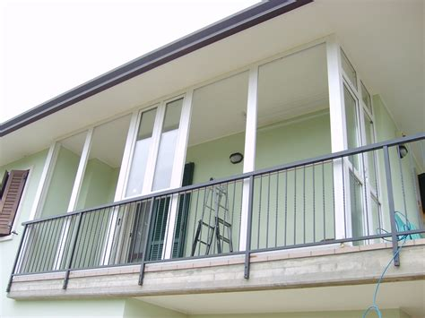 chiusura verande in pvc veranda esterna in pvc bianco infix