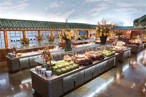 restaurants with buffets celebrating moon festival with mandarin mandarinon