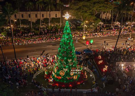 Your Guide To The 2017 Honolulu City Lights Honolulu