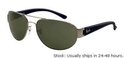 Sunglasses Rb 3448 order ban rb3448 glasses in gunmetal black gold polarized green brown gradient