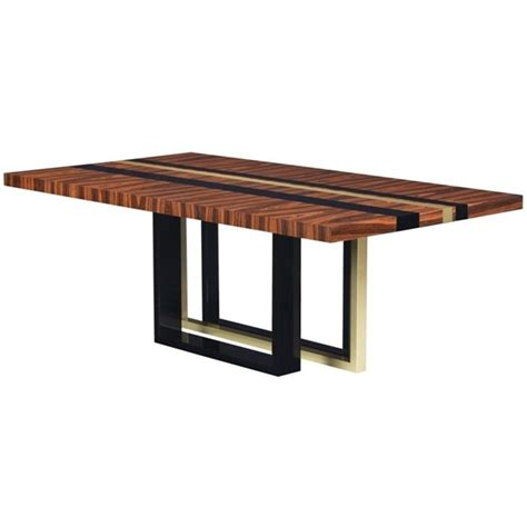 Dining Tables Freedom Freedom Aurum Rosewood High Gloss Dining Table